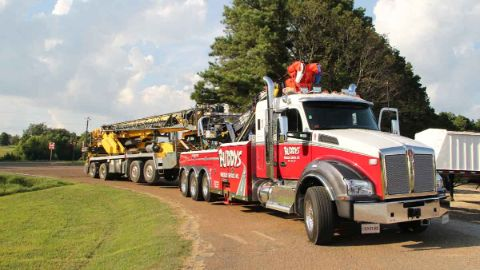 Heavy Towing Service Obion Co.